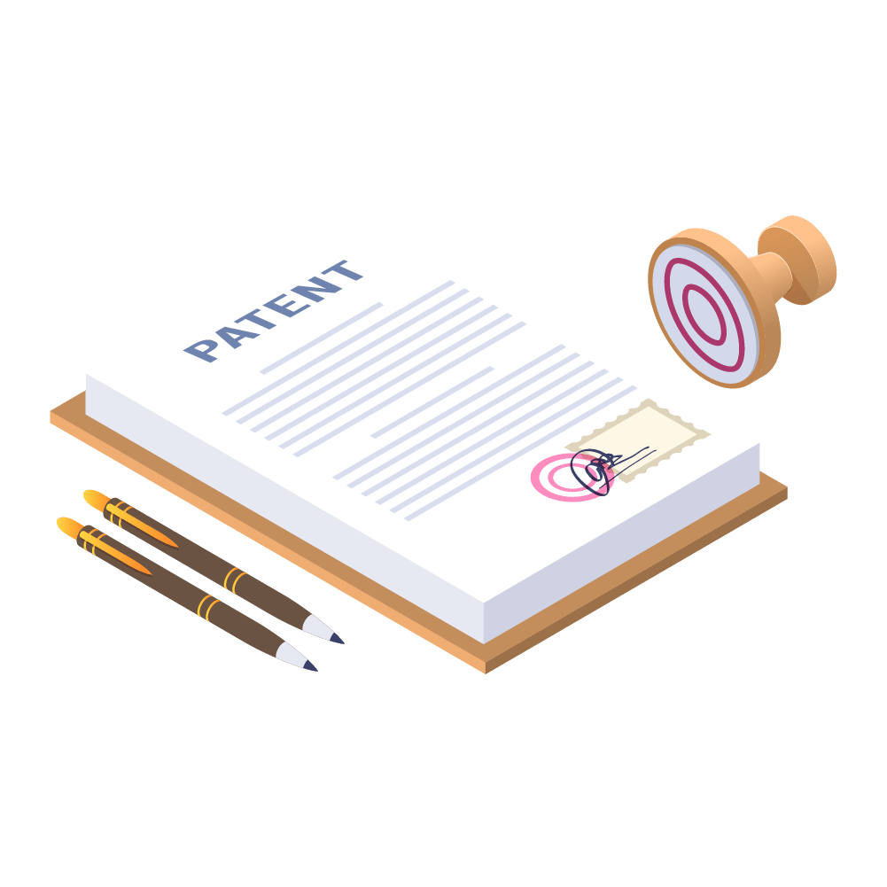 Permanent & Provisional Patent registration