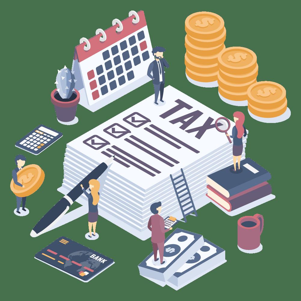 ICI Slider Image Professional Tax Registration
