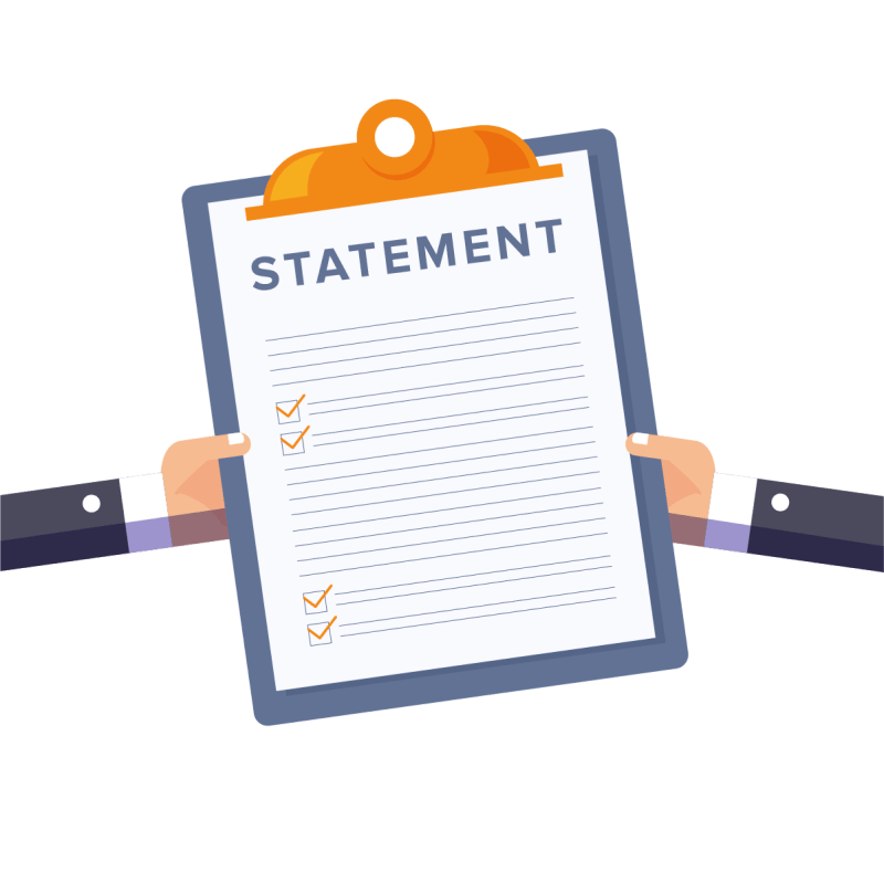 SFT - Statement of Financial Transaction