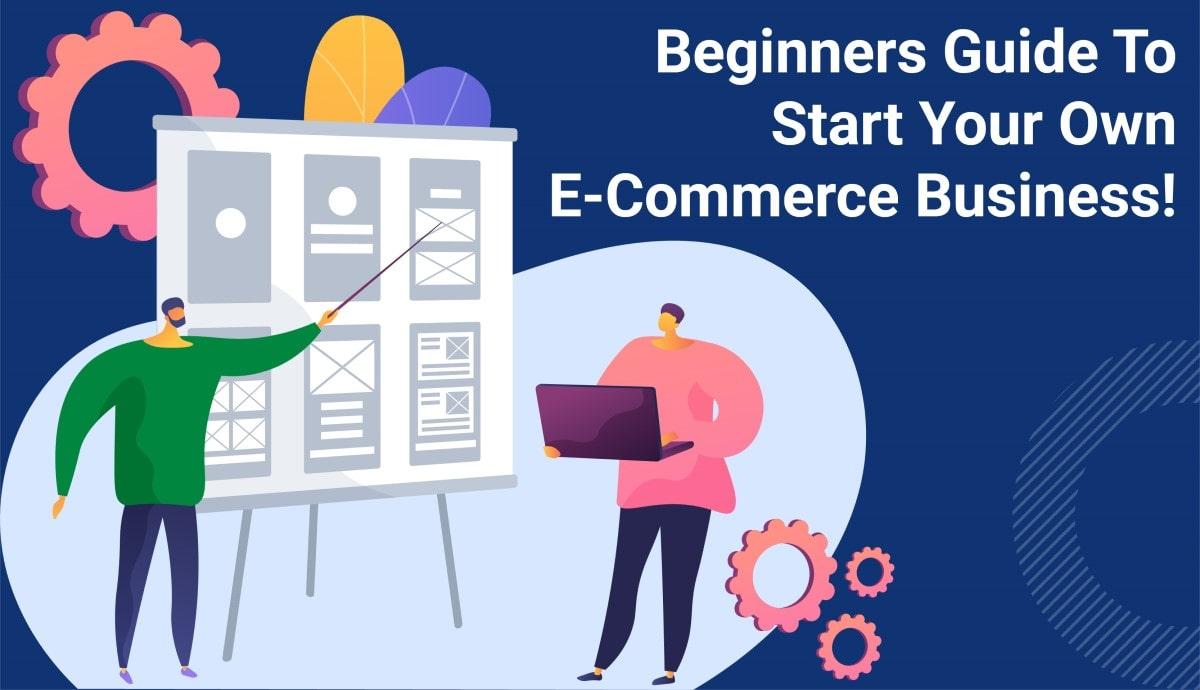 start your own e-commerce