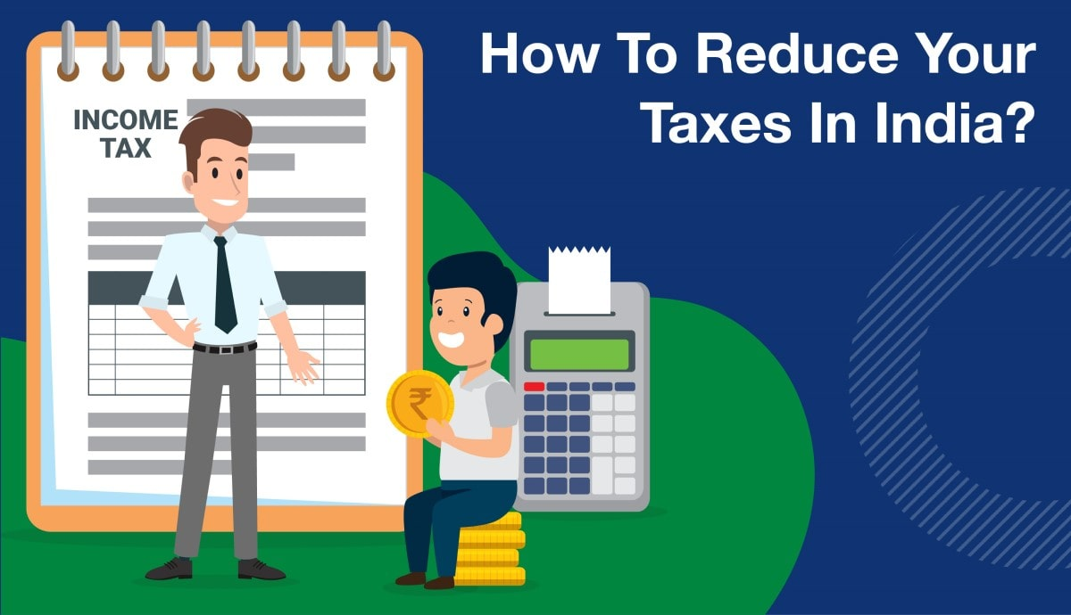 reduce taxes in india